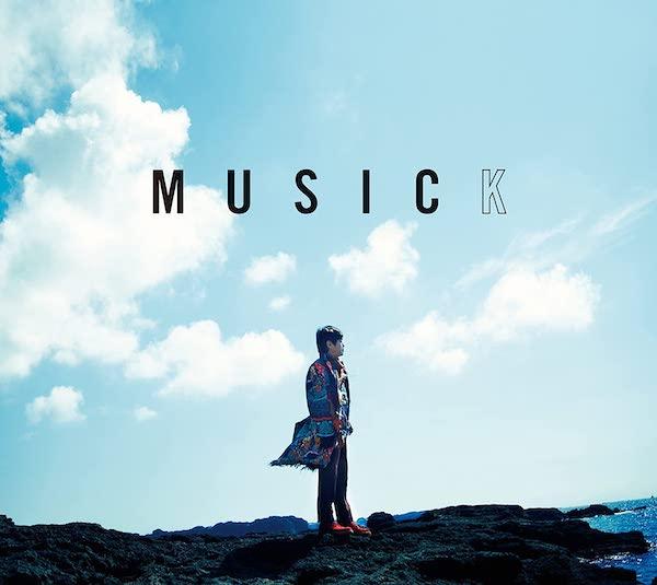 宮沢和史<br> MUSICK